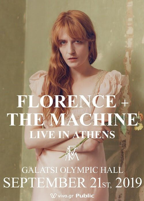 Florence and The Machine: Τρίτη συναυλία μετά τα δύο sold out στο Κλειστό