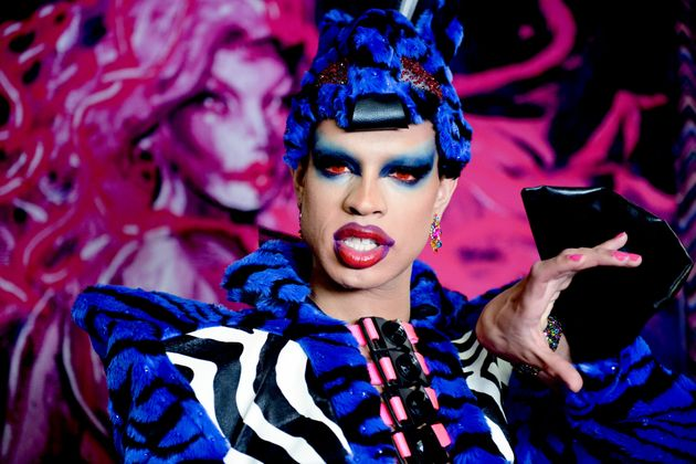 RuPaul's Drag Race Winner Yvie Oddly Discusses Her Relationship (Or Lack Thereof) With The Show's Host