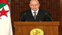 Bensalah se rend au Caire pour assister à la finale de la CAN