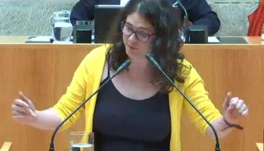 Podemos vuelve a tumbar la investidura de la candidata del PSOE en La