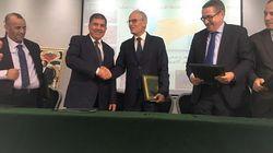 Signature d'une convention pour la mise à niveau des communes rurales de Souss