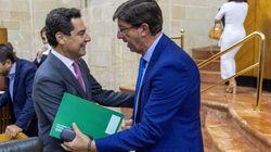 Aprobados los Presupuestos andaluces de PP y Ciudadanos, con apoyo de