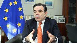 Είναι επίσημο: Ο Μαργαρίτης Σχοινάς για τη θέση του