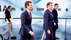 """″¡Fachas!"""": el brutal troleo de una cadena de hamburguesas a los políticos españoles por la (no)"""