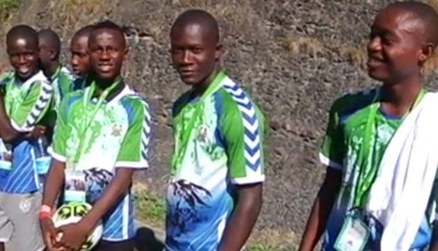 Dos menores africanos, huidos de un torneo de fútbol base, podrían haber escapado a