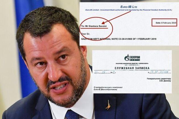 Esclusiva L'Espresso, pubblica le carte sui soldi russi alla