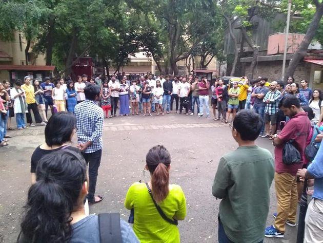 TISS-Mumbai students discuss the closure of Hyderabad campus 'sine