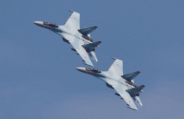 Η Ρωσία προσφέρει το μαχητικό Su-35 στην