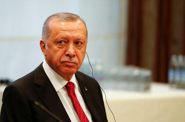 Τουρκία: Δυσφορία Ερντογάν για τον αποκλεισμό από το πρόγραμμα των