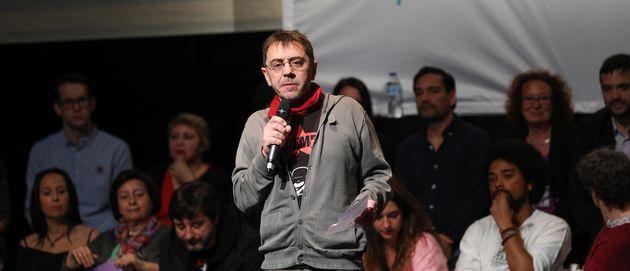 Monedero compara a Pedro Sánchez con