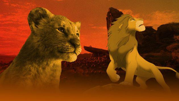O Rei Leão apresentou novos visuais e enfatizou a ingenuidade. Não dá para dizer...