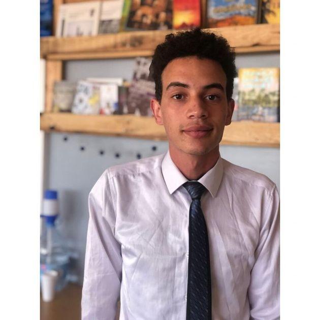 Ce jeune marocain repéré par l'université de Cambridge lance une campagne pour payer ses