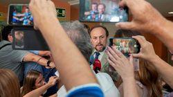 Vox ofrece un documento de investidura a PP y Cs en Murcia: