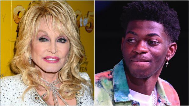 Dolly Parton Lil Nas X