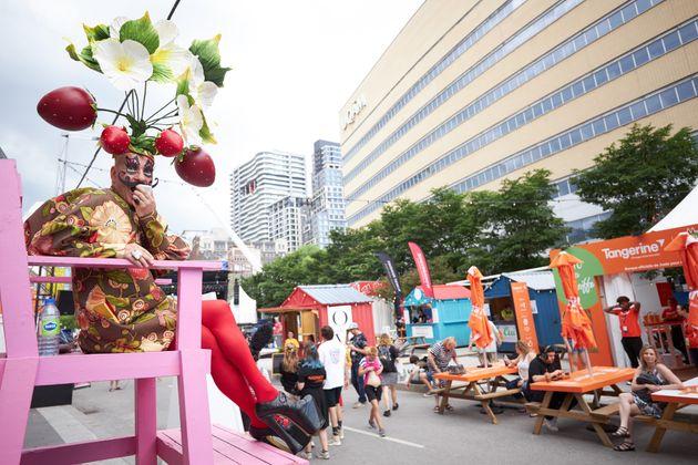 Bouffons Montréal : rire et manger au