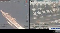 Trump anuncia el derribo de un dron iraní en el estrecho de