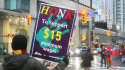 The U.S. House Passed A $15 Minimum Wage. How Is Canada