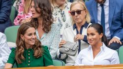 Meghan Markle And Kate Middleton Attended Wimbledon