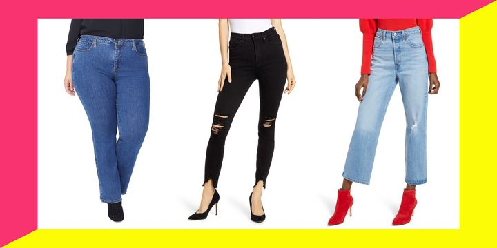 All The Jeans To Get During The Nordstrom Sale 2019