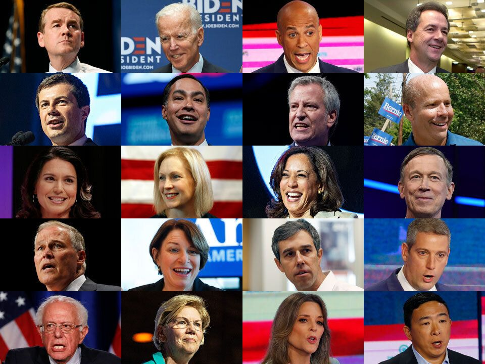 CNN Announces Lineups For Second Round of 2020 Democratic Debates