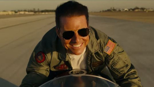 Tom Cruise Returns To The Danger Zone In First 'Top Gun: Maverick'