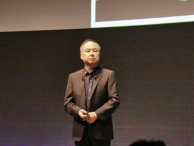 「この数年で日本は発展途上国になった。結構やばい」孫社長がAI分野で指摘