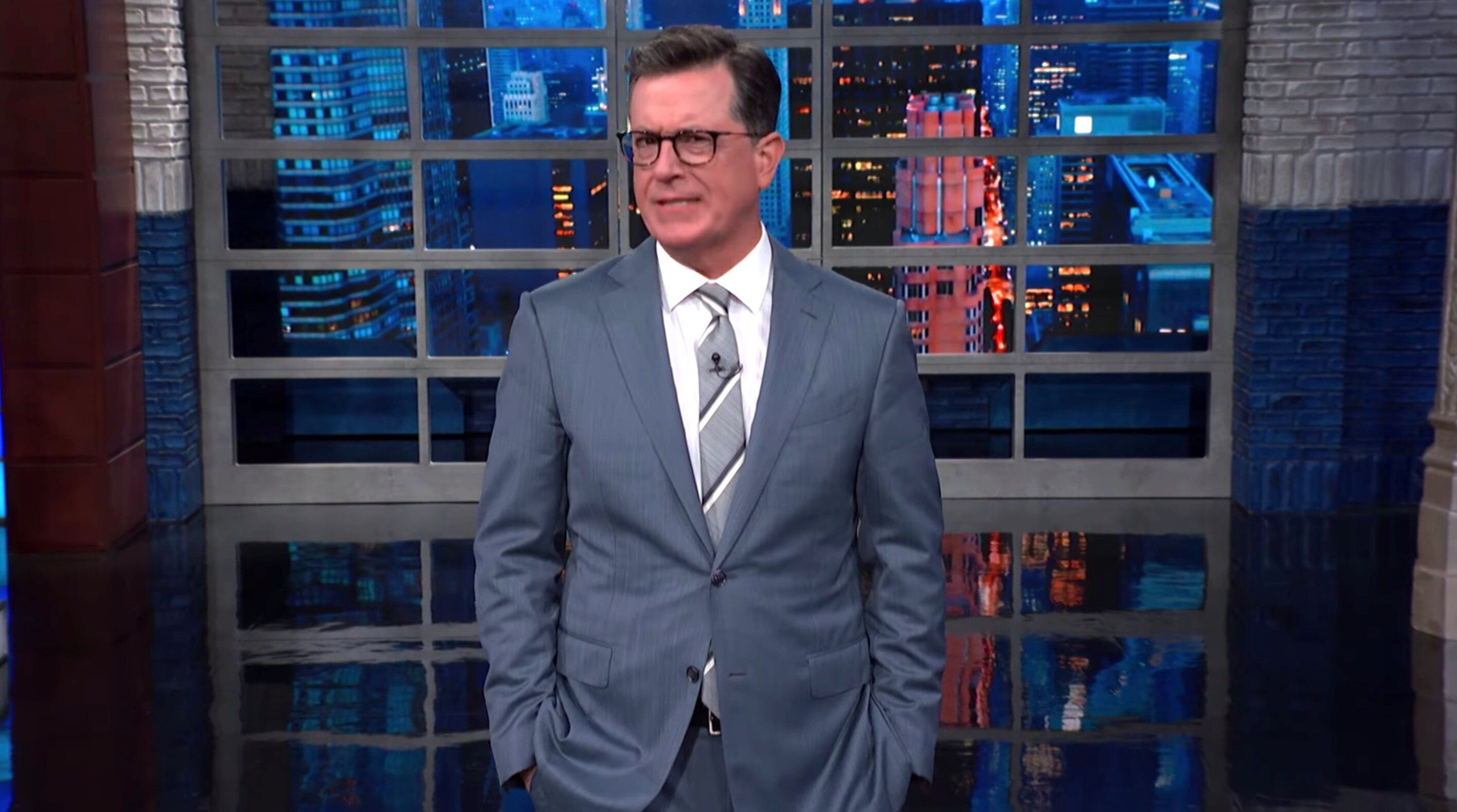 Colbert Exposes The Moment 'Trump's Brain Really Took A Leave Of Absence'