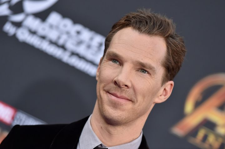 Benedict Cumberbatch became a father in 2015 when Sophie Hunter gave birth to their first son, Christopher aka Kit.