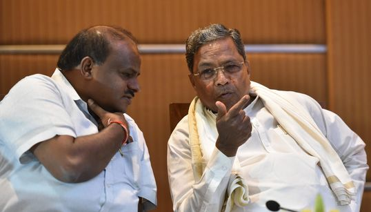 Prima Facie Kumaraswamy Has Lost Majority, Says Governor As He Sets Deadline For Trust