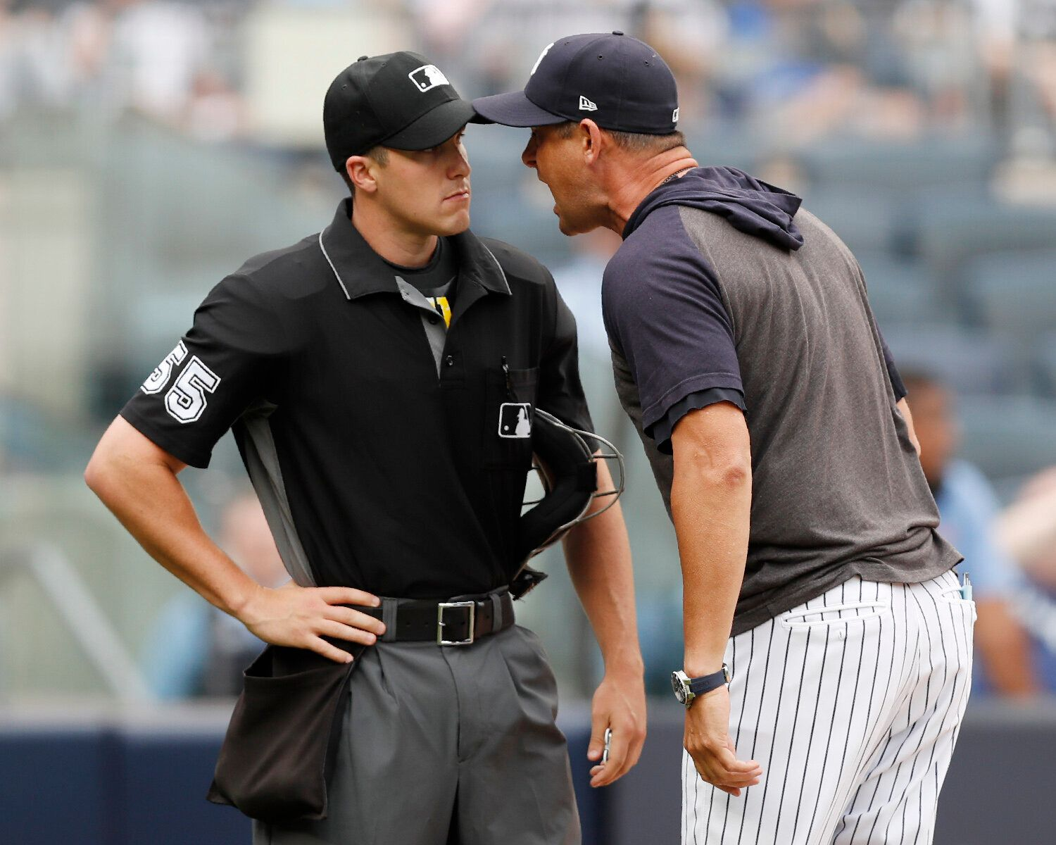 Yankees Manager Has A 'F**king Savage' Meltdown And Fans On Twitter Love It