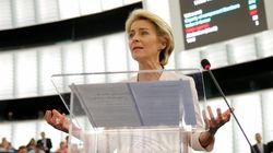 Για σκληρή γραμμή εναντίον της Ρωσίας δεσμεύεται η Ούρσουλα φον ντερ