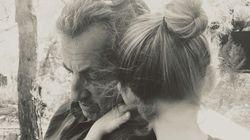 Carla Bruni partage une tendre photo de Nicolas Sarkozy et leur fille