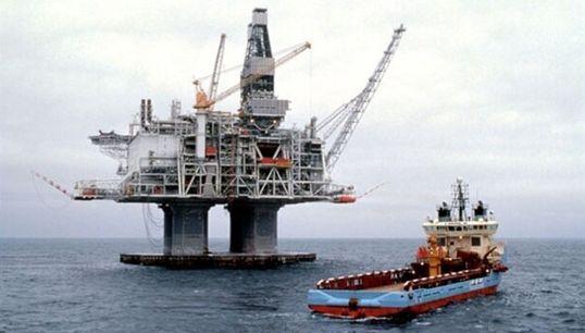 12.000 λίτρα πετρελαίου διέρρευσαν από εξέδρα άντλησης αργού στον βόρειο