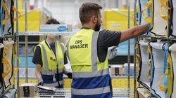 Amazon creará 600 nuevos empleos fijos en España en
