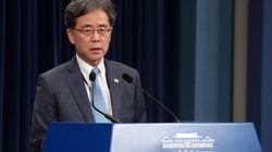 """김현종 차장이 """"국제법 위반한 건 일본""""이라고 강하게"""