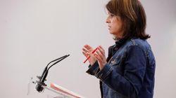 El PSOE abre la puerta a que Montero o Echenique entren en un Gobierno de