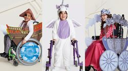 Target Unveils Adaptive Halloween Costumes For Kids With
