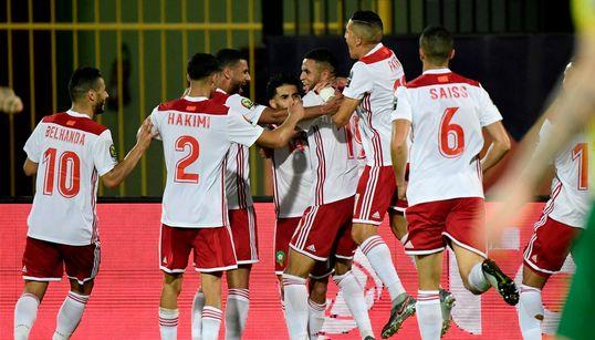 Éliminatoires CAN 2021: le Maroc dans le groupe