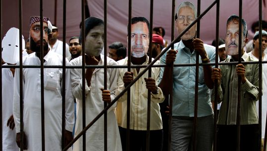 Modi Govt Says Over 7000 Died In Custody Over The Past Four Years (But It Could Be