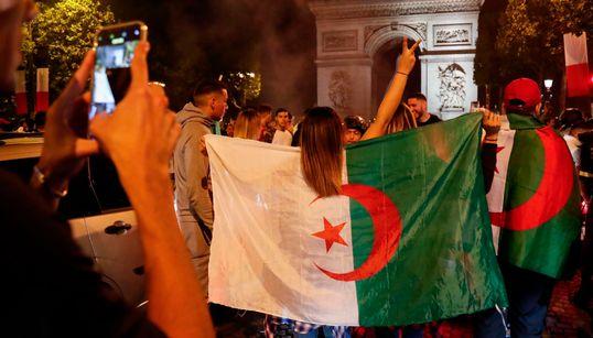 """Finale CAN-2019: """"Si vous préférez l'Algérie, retournez en Algérie!"""", déclare un politique"""