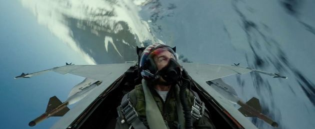 Top Gun: Maverick is being released 34 years on from the
