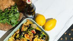 Τα μύδια με σαλάμι chorizo θα φέρουν το καλοκαίρι στο πιάτο