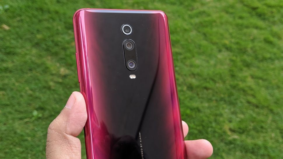 The Redmi K20 Pro has an eye-catching, distinctive