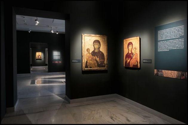 «Το ημέτερον κάλλος - Βυζαντινές εικόνες από τη Θεσσαλονίκη» στο Βυζαντινό και Χριστιανικό