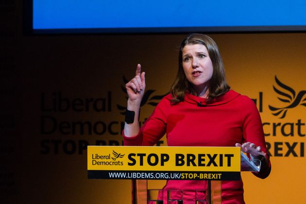 Jo Swinson is seen as the favourite to win the Lib Dem