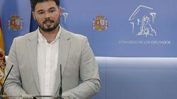 ERC decidirá sobre la investidura cuando sepa si hay pacto del PSOE y