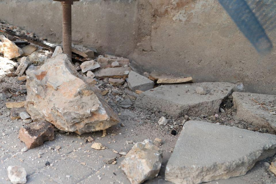 Ο σεισμός της Αττικής σε