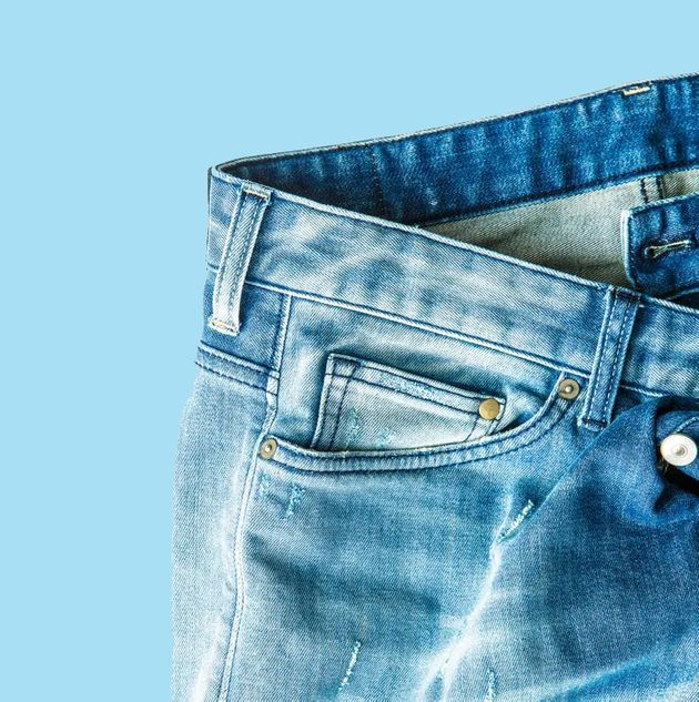 Those Little Metal Rivets On Your Jean Pockets Could Soon Be A Thing Of A Past