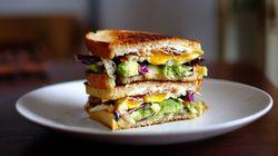 8 recettes de sandwichs déjeuner pas