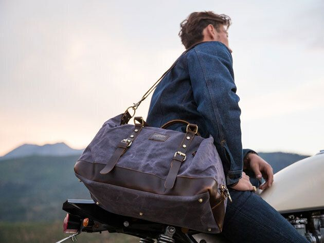 Store: These High-Quality Men's Duffel Bags Are On